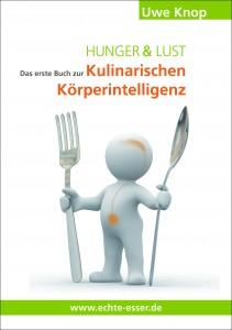 Hunger Lust Kulinarische Koerperintelligenz Cover
