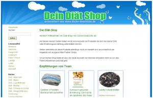 Diät Online Shop - Lebensmittel und mehr.