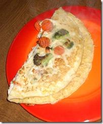 Omelette_Eiweiß_Gemuese_2