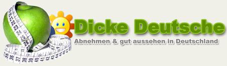 Dicke Deutsche - Alles über Diäten, Kalorien und Ernährung