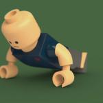 Lego Pushups